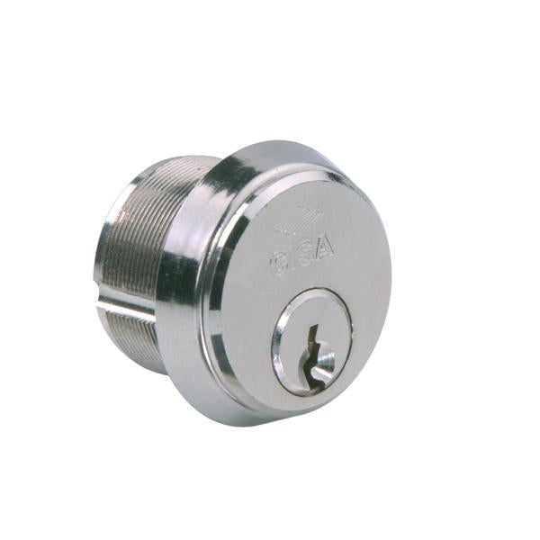 02900 - Threaded Cylinder - Nickel Plated
