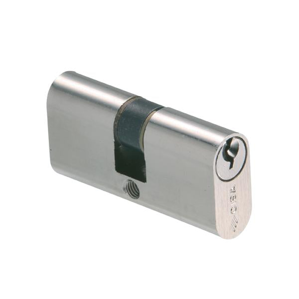 08210 - Double Cylinder - Nickel Plated