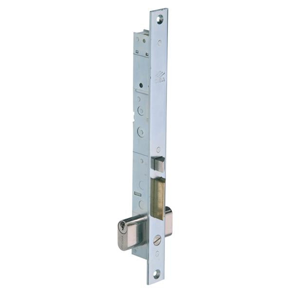 14021 - Mortice Electric Lock - Nickel Plated
