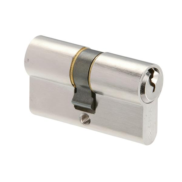 0G300 - Double Cylinder - Nickel Plated
