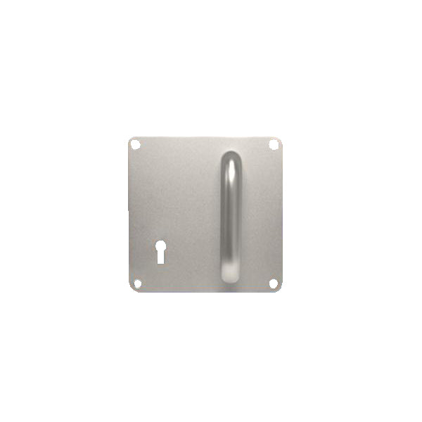 Pull handle on plate - 150 * 150