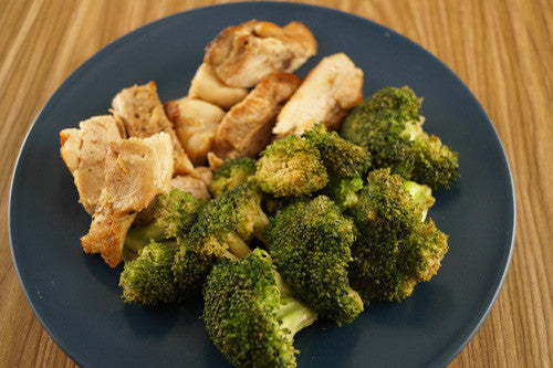 Old-Fashioned Chicken & Broccoli