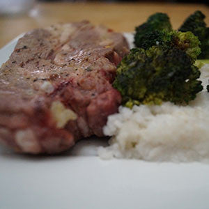 seared-lamb-with-rice-&-broccoli-skillit-simple-easy-recipes-dinner-skillet