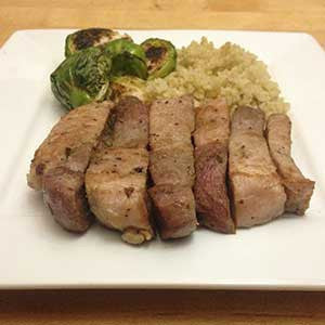 asian-style-sprouts-&-pork-with-quinoa-skillit-simple-easy-recipes-dinner-skillet