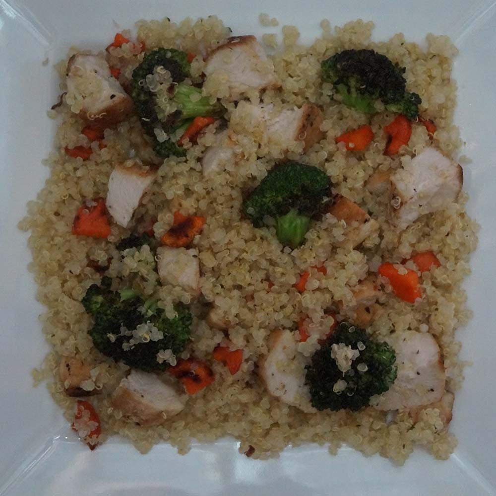 skillit-cooking-simple-easy-recipe-quinoa-chicken-broccoli-carrot