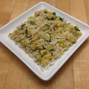 easy-squash-and-zucchini-fried-rice-skillit-simple-easy-recipes-dinner-skillet