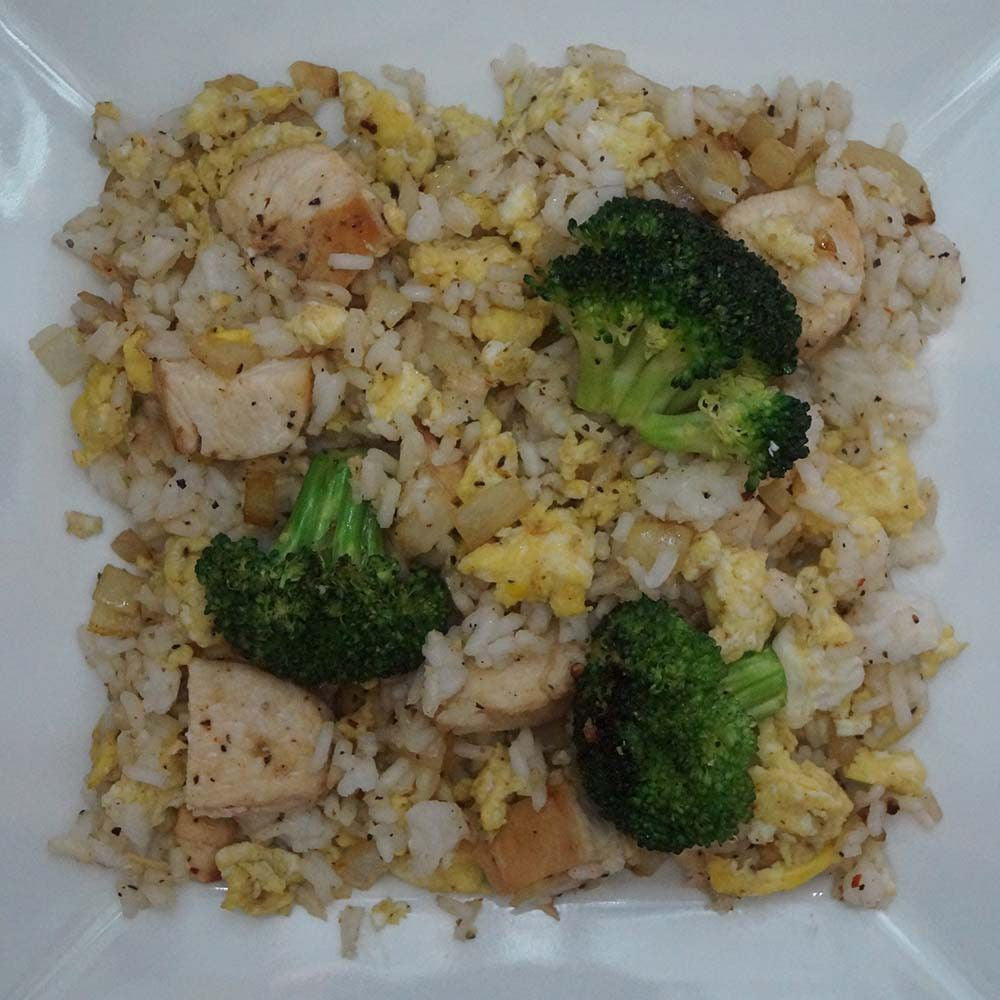 skillit-cooking-simple-easy-recipe-rice-chicken-egg-broccoli