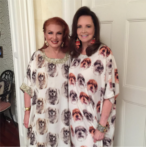 Patricia Altschul Launches Her Line of Customised Caftans by SHERINA– TOWN & COUNTRY
