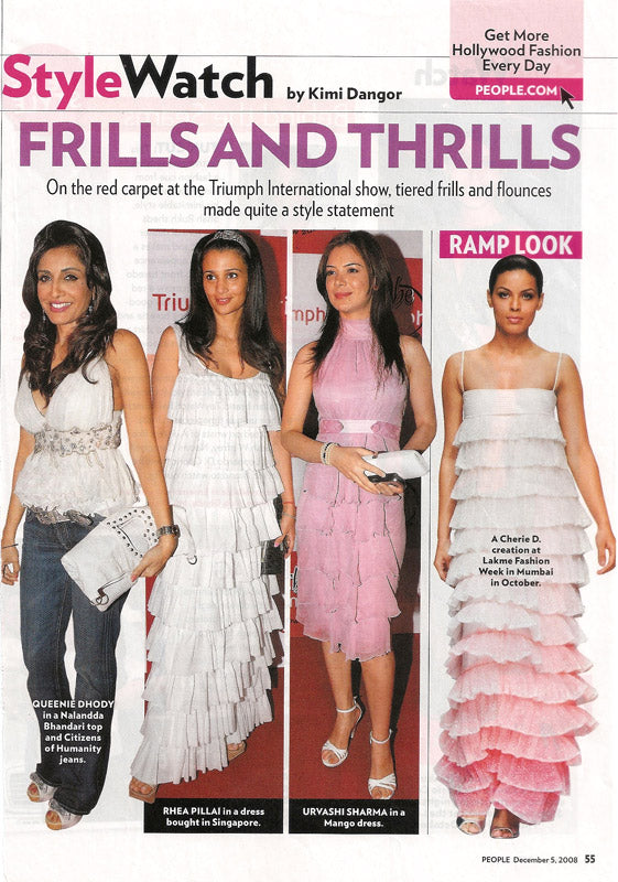 Cherie D's Ramp Frills & Thrills in PEOPLE