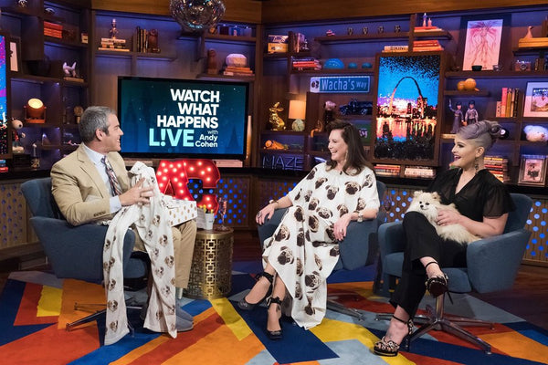 Kelly Osbourne & Patricia Altschul Ep 73: See photos of Kelly Osbourne and Patricia Altschul in the Bravo Clubhouse with Andy Cohen!