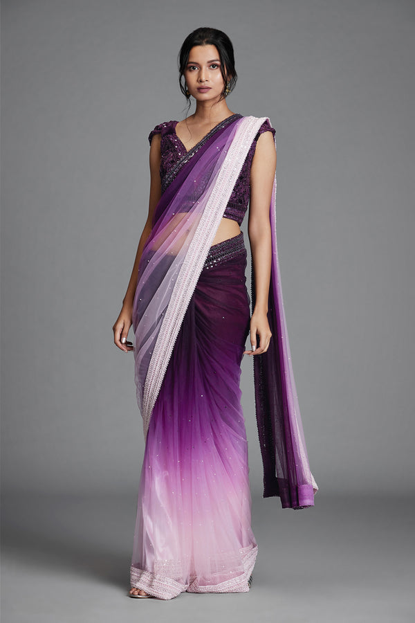 WINTER UNICORN SARI