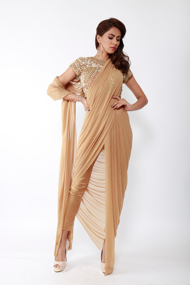 EYPTIAN Saree Set