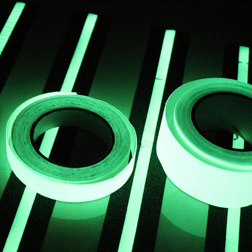 """Glow Tape"" Luminous Glow in the Dark Tape"