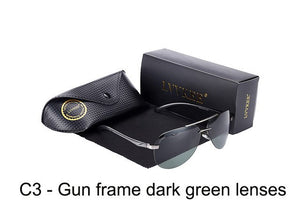 LVVKEE Polarized Sunglasses