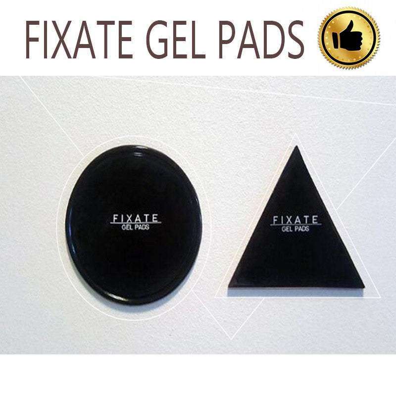 2pcs Magical Fixate Gel Pad