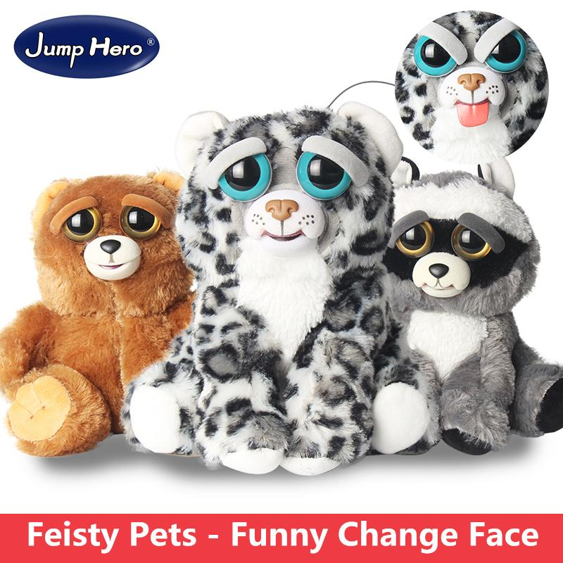 Change Face Feisty Pets