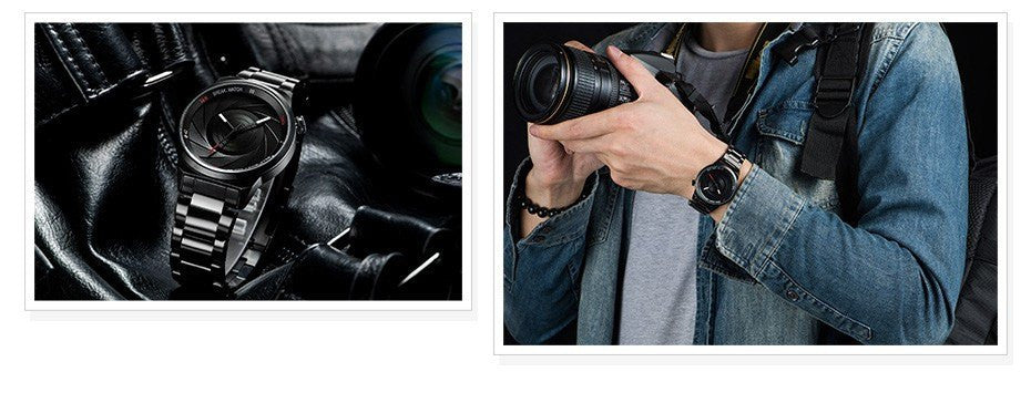 Photographer Watches