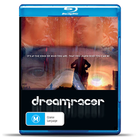 dreamracer blueray dvd