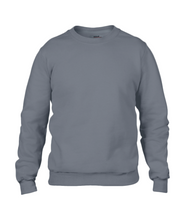 JanaRoos - T-shirts and Sweaters - Sweater - Packshot - Raven - Raaf - Grijs - Grey