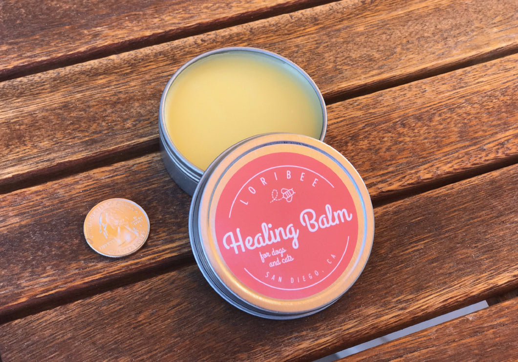 Healing Balm for Dogs & Cats