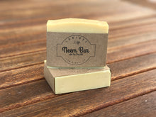Neem Bar with Tea Tree Oil