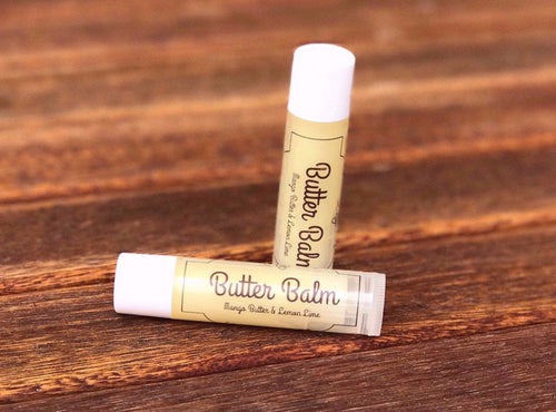 Lemon Lime & Mango Butter Lip Balm