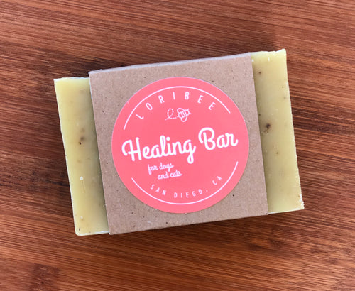 Healing Bar for Dogs & Cats