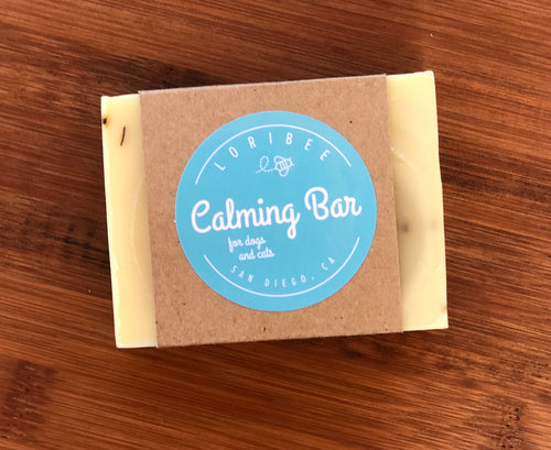 Calming Bar for Dogs & Cats