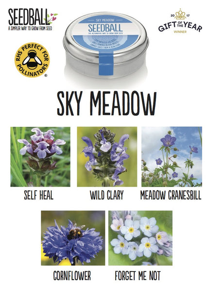 Sky Meadow Mix