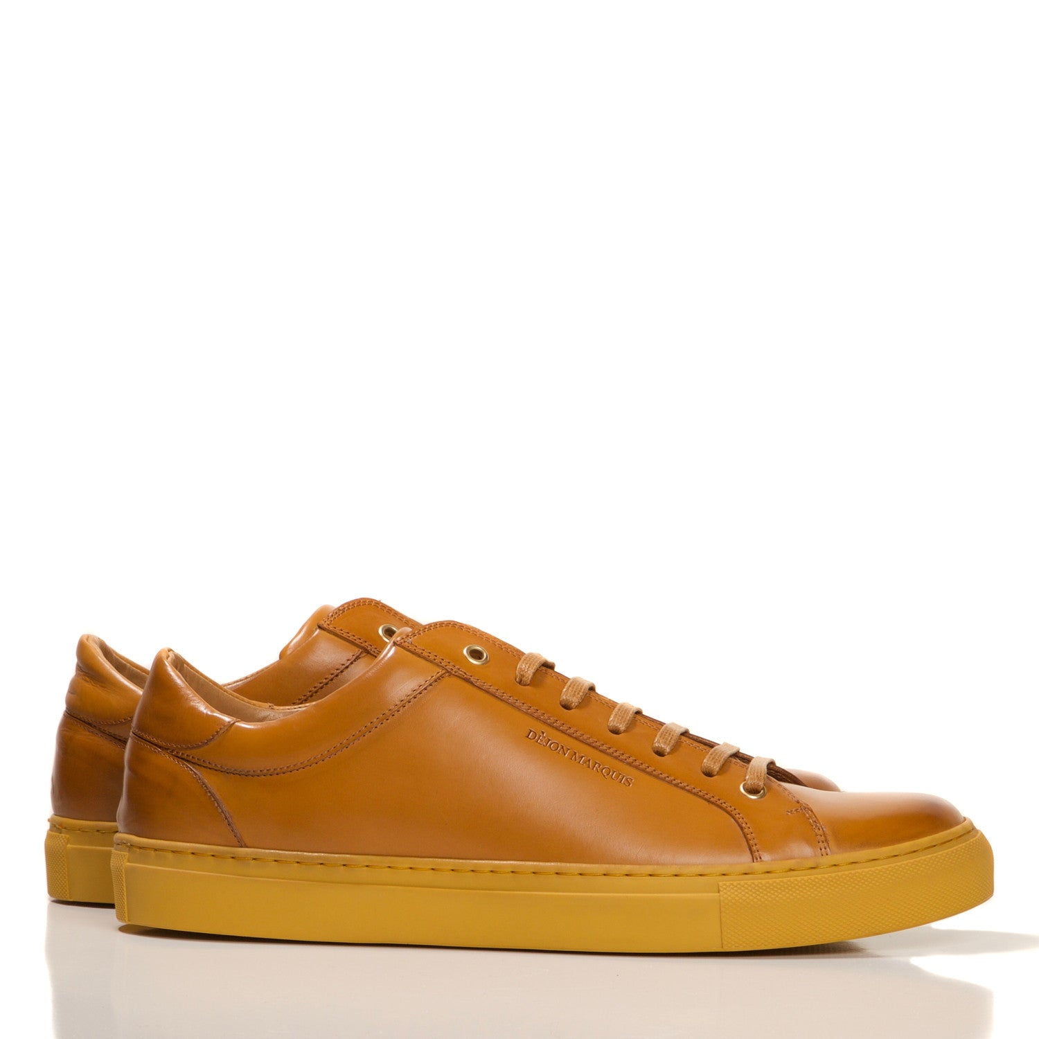 PRE-ORDER : HONEY LOW TOP TAILORED SNEAKER