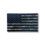 Army / Air Force Combat Flag Decal - Combat Flags