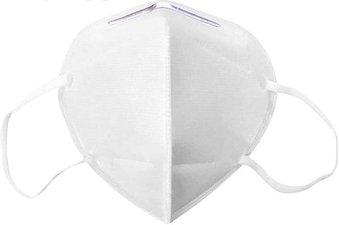 10pcs pack KN95 Particulate Respirator Dust-proof Mask Filter Valve Protect Smoke & Pollen