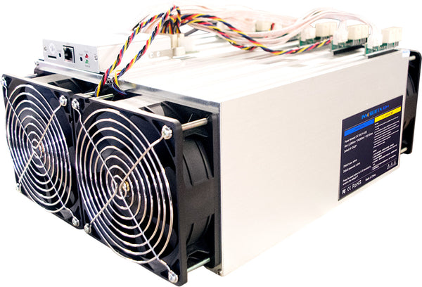 Equihash miner Innosilicon Equihash A9++ ZMaster 140K 1550w Most Popular and Powerful