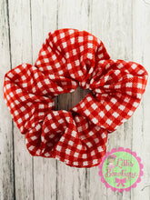 Fabric Scrunchies