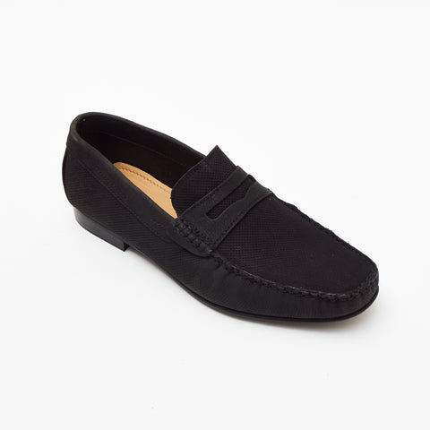 Mens Casual Nubuck Shoes-10802-A_Black
