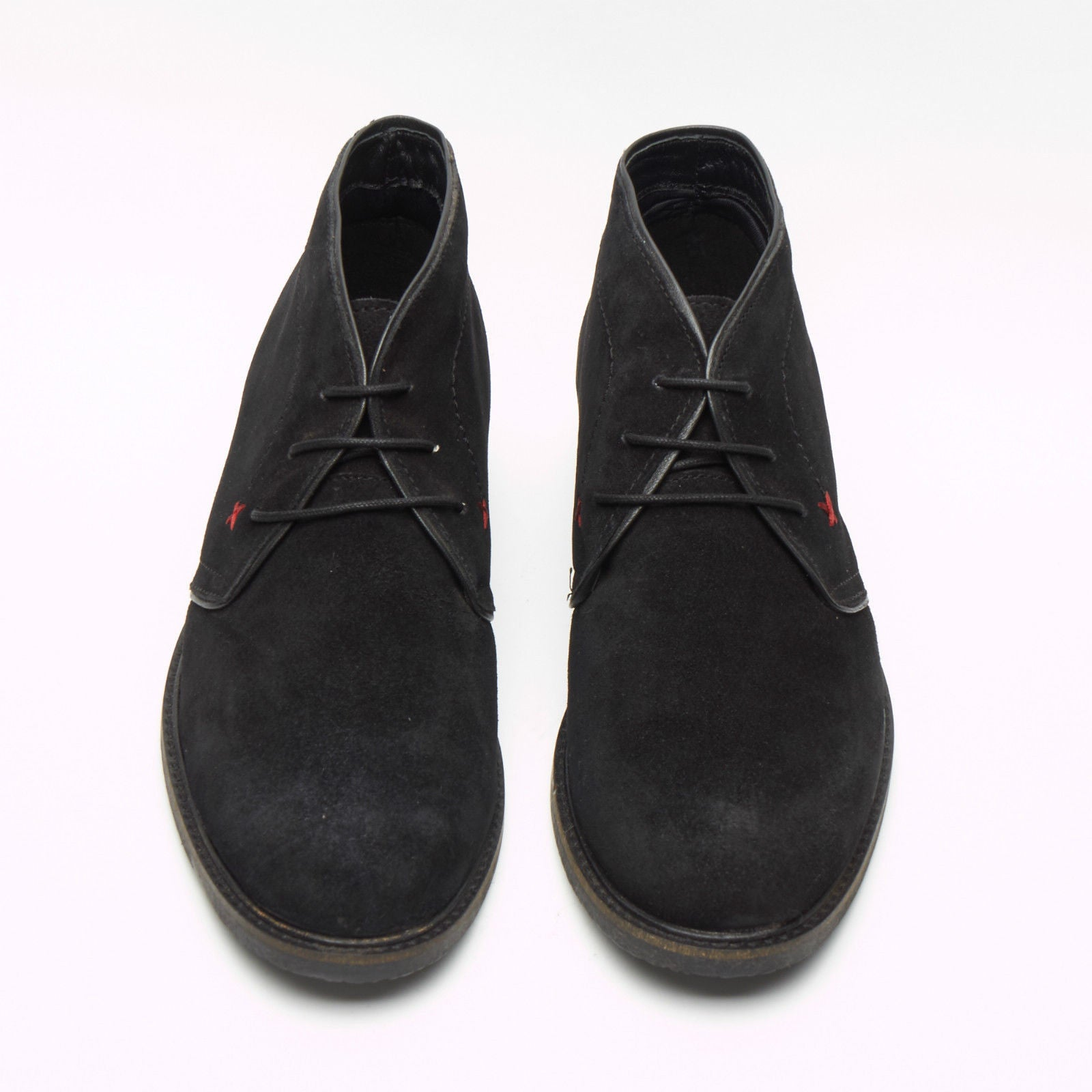 9992f593fb71f Mens Suede Desert Boots - SF-5151 Navy Blue – Lucini Shoes