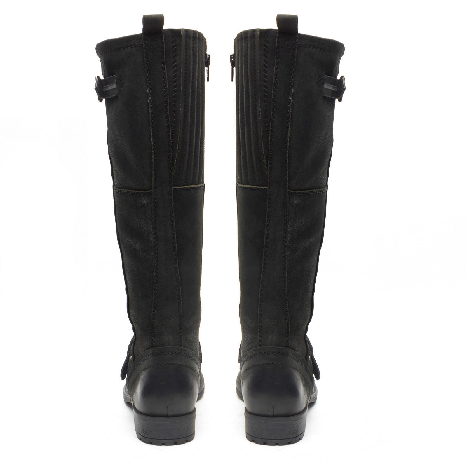 Ladies Long Boots - 65078 Black