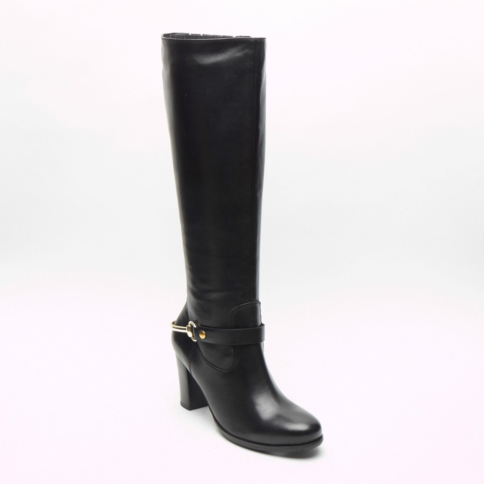 Ladies Long Boots - 65781 Black