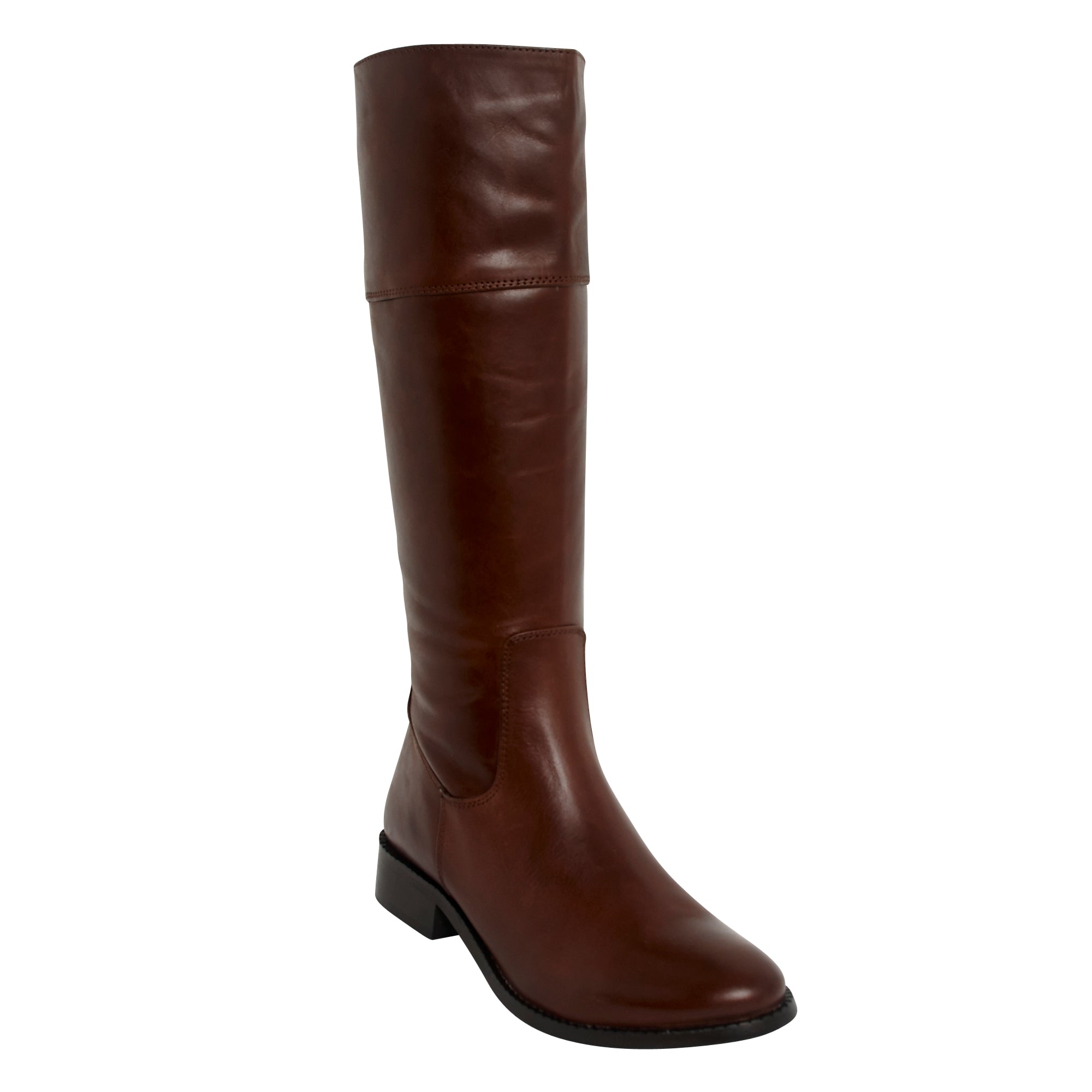 Ladies Long Boots - 26484 Brown
