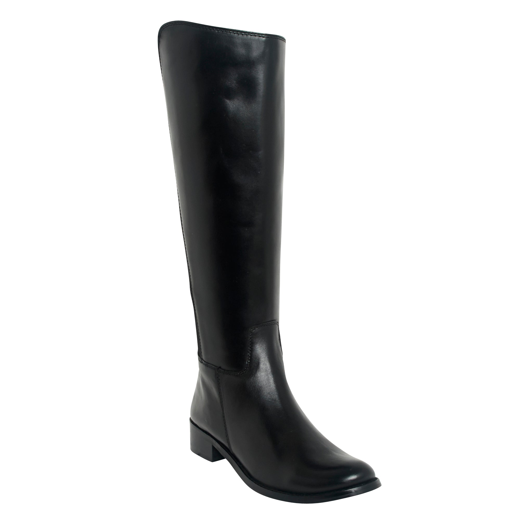 Ladies Long Boots - 32956 Black