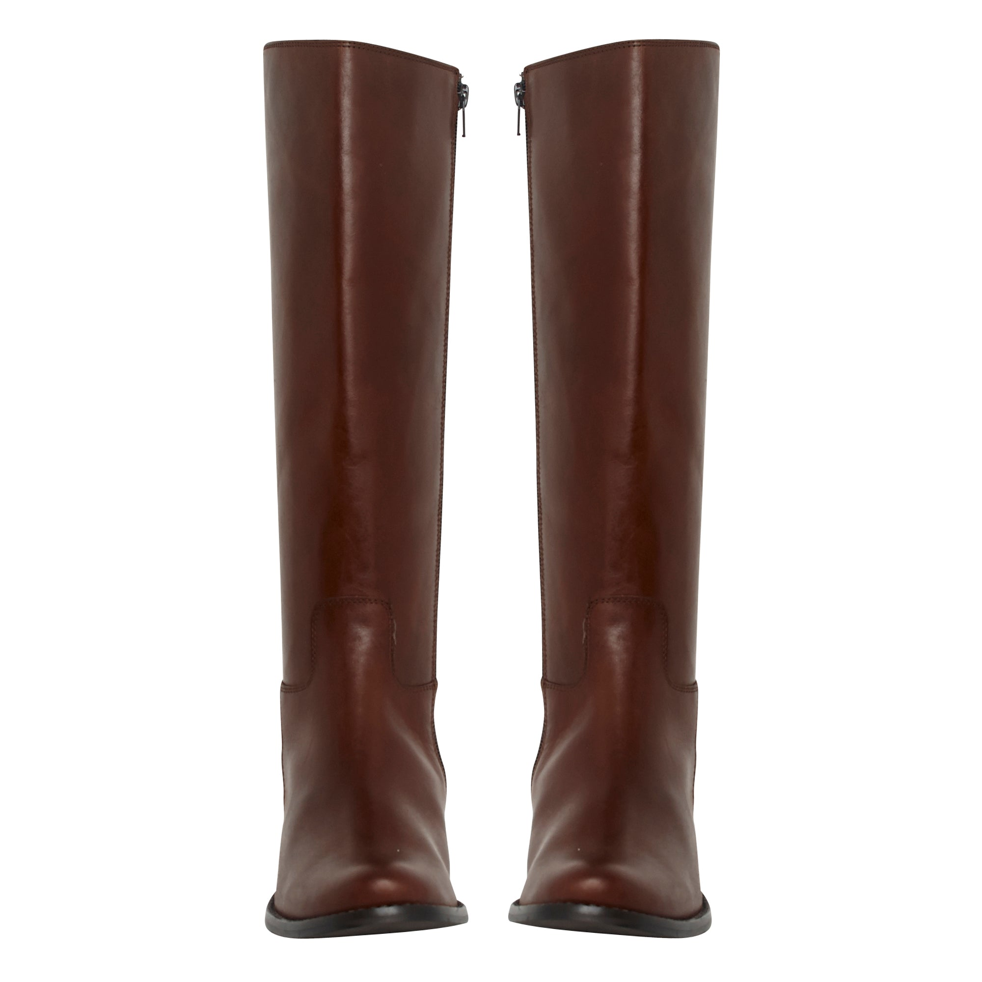 Ladies Long Boots - 32956 brown