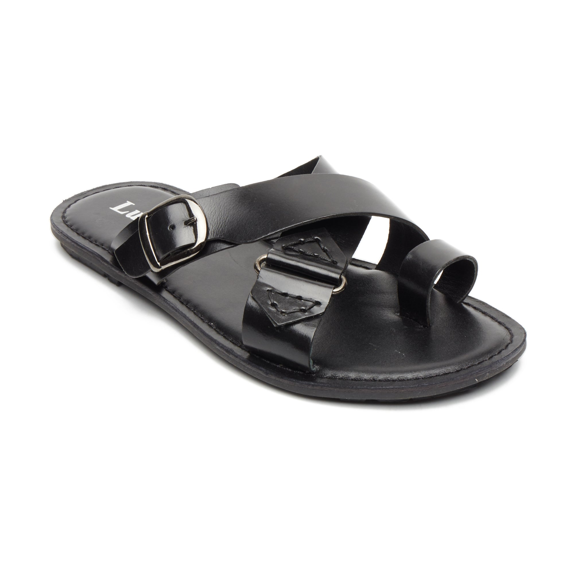 Mens Leather Sandals 61246