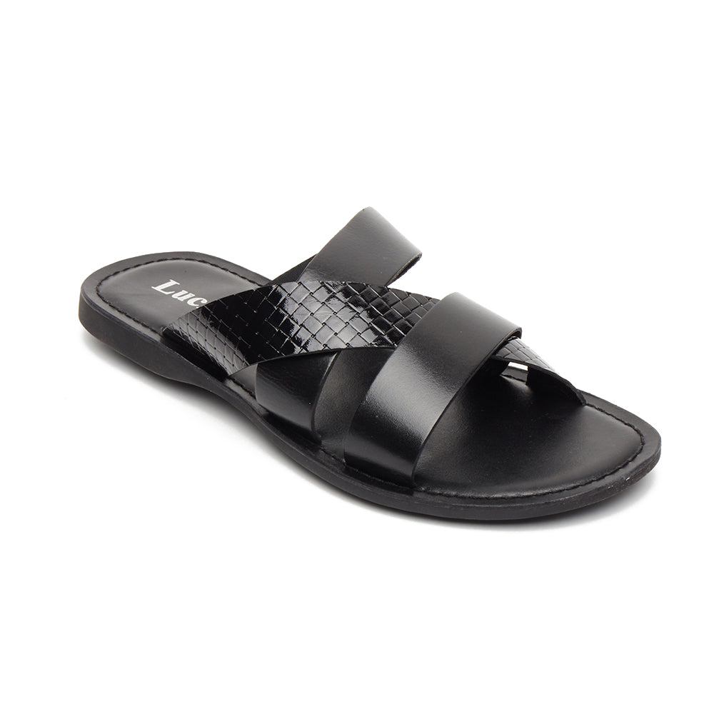 Mens Leather Sandals 62454