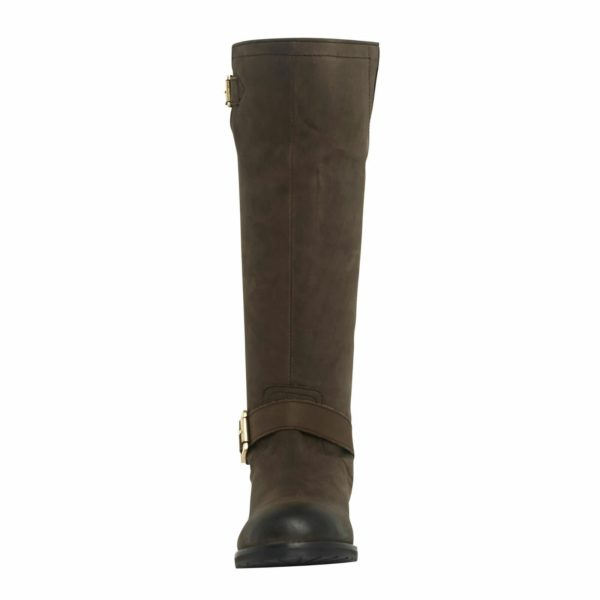 Ladies Long Boots – 63321 Brown
