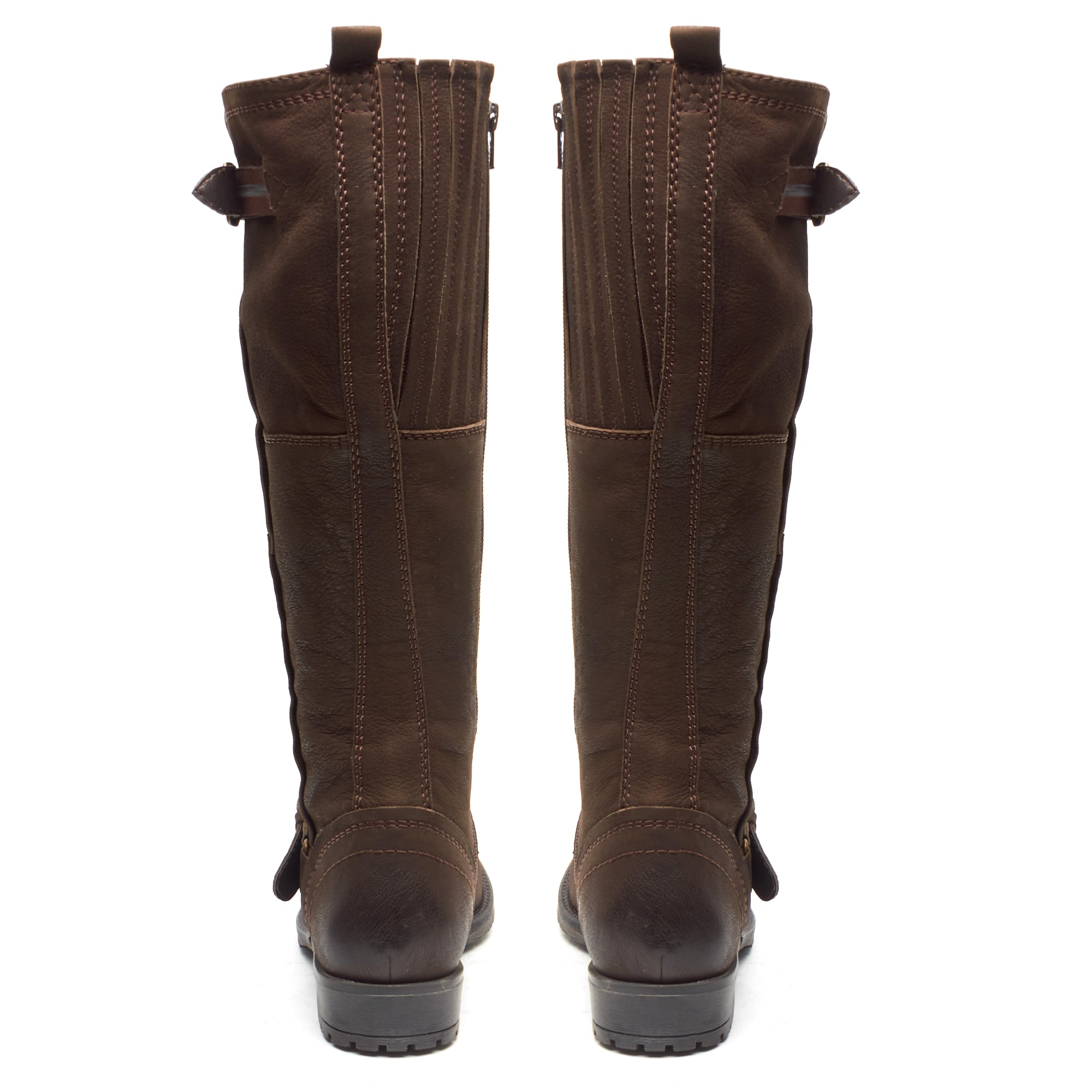 Ladies Long Boots - 65078 Brown