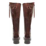 Ladies Long Boots - 65782 Brown