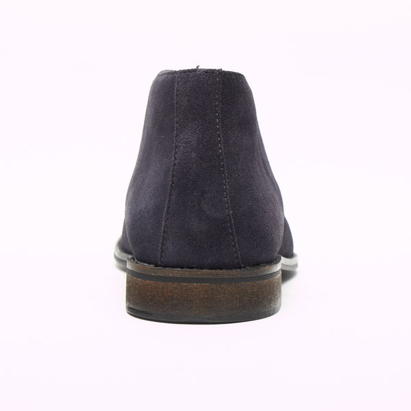 c9a3584d3746c Mens Suede Ankle Boots - SF-251-Suede Navy – Lucini Shoes