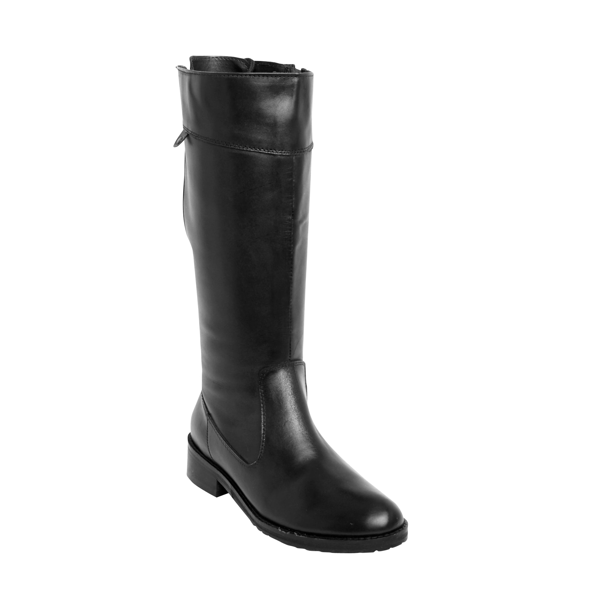Ladies Long Boots SF-183 Black