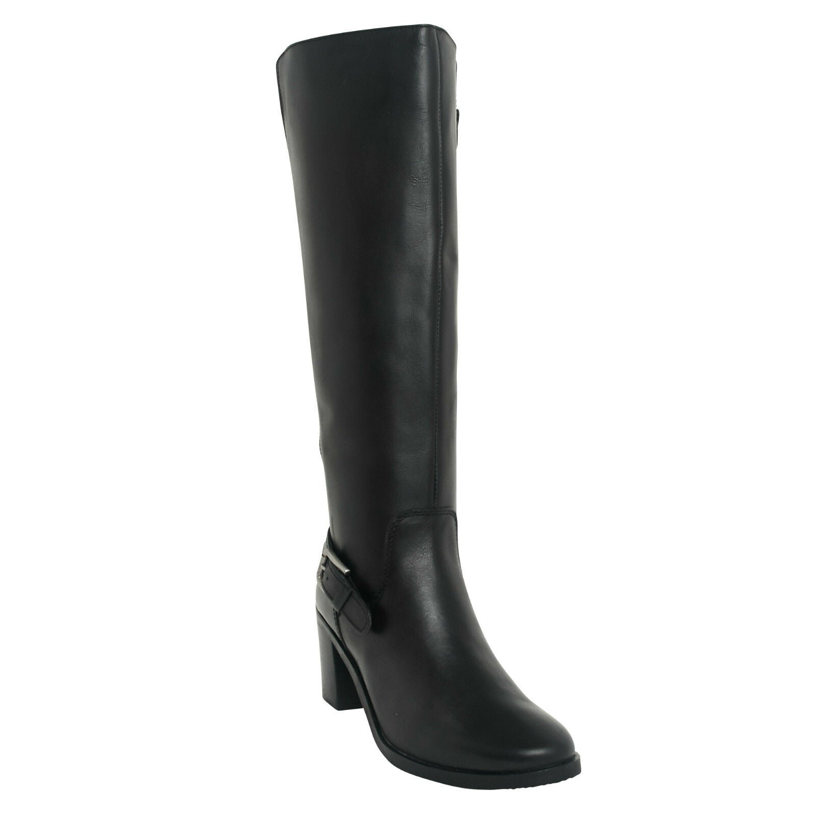 Ladies Long Boots -11002 Black