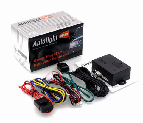 [Premium Ship] Universal Automatic Car Light Control System